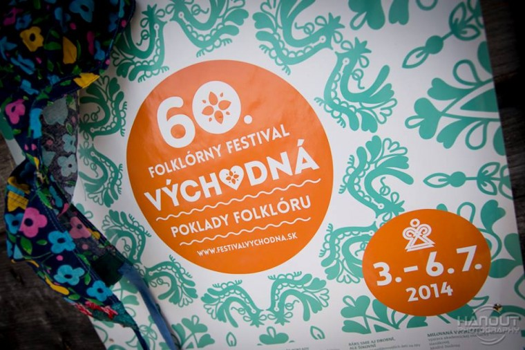 Folklórny festival Východná 2014. Foto © Zdenko Hanout.