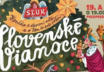 Slovenske Vianoce