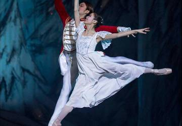 luskacik balet snd