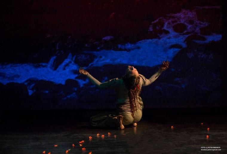 Súčasný tanec v SND. Foto: Peter Brenkus