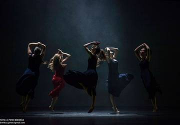 Večer tanečného umenia. Foto: Peter Brenkus