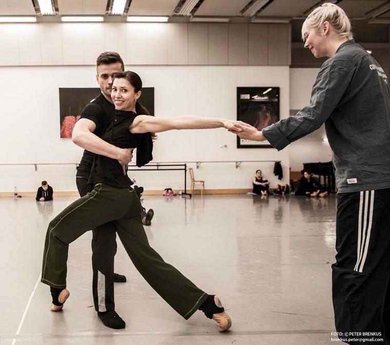 Skúšky k svetovej premiére Slovenské tance
