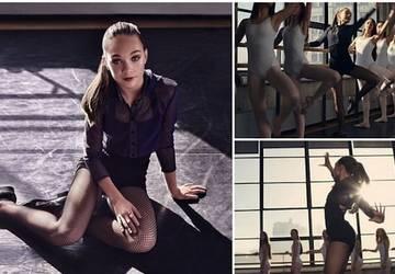 Hviezdna tanečníčka Maddie Ziegler opäť šokovala