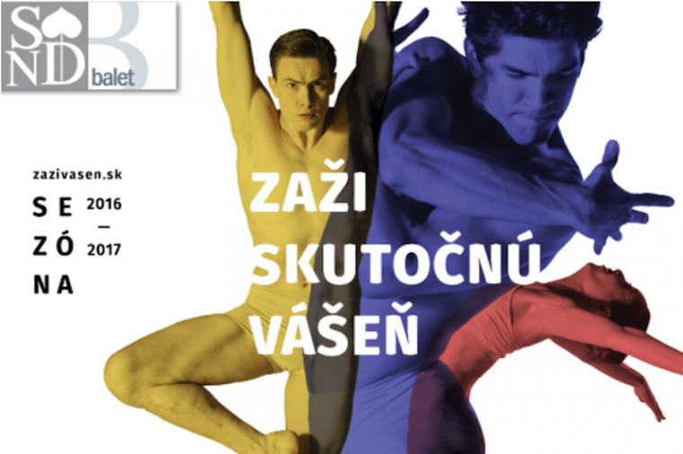Spoznajte skutočnú tvár Baletu SND!