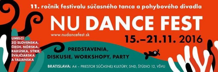 Nu Dance Fest 2016