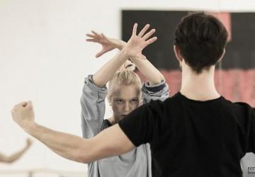 Natália Horečná a Balet SND: Romeo a Júlia - Tak ako včera… Foto: Peter Brenkus