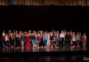 Koncert pri príležitosti 65. výročia založenia KTT HTF VŠMU. Foto: Peter Brenku
