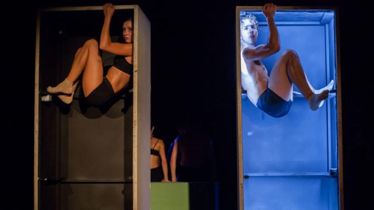 Predstavenie 5 to 12 uvedie na medzinárodnom tanečnom festivale Chorea Chorvátske národné divadlo Split. Autor: HNK SPLIT
