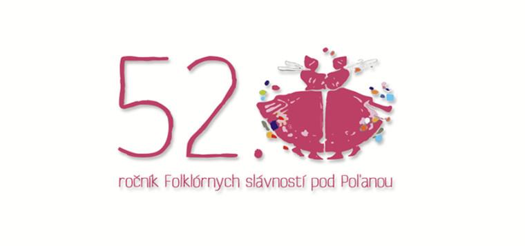 Folklórne slávnosti pod Poľanou│DETVA - 52.ročník