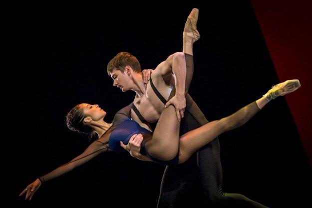 Tatum Shoptaugh/Mergim Veselaj - Viva Balet Gala koncert (zdroj: Mergim Veselaj)