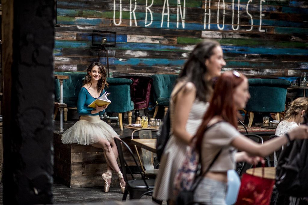 Ana-Sanziana Beschia: Miluje atmosféru kaviarní Starého mesta