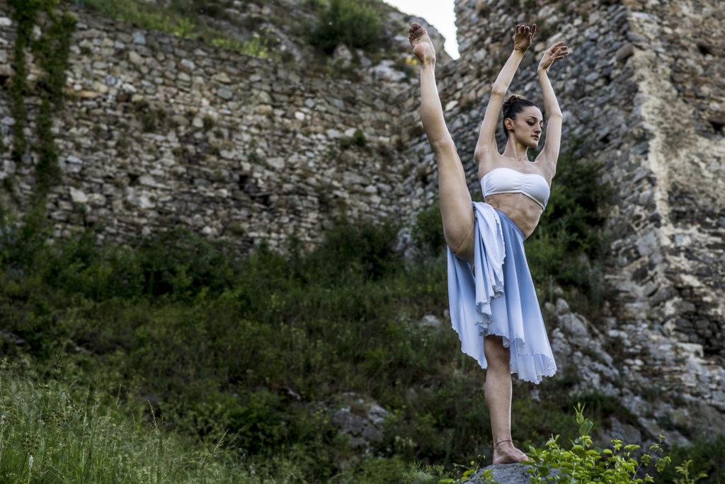 Ilinca Gribincea: Energiu jej dodáva príroda