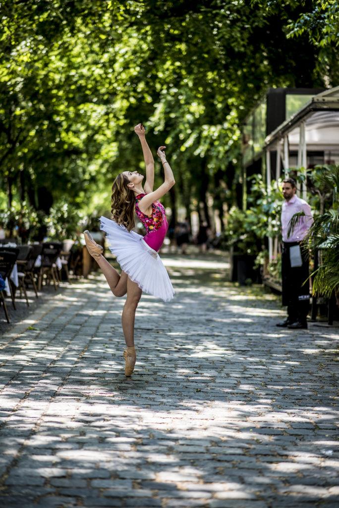 Alexandra Shalimova: Baletka, ktorá si rada dopraje zmrzlinu