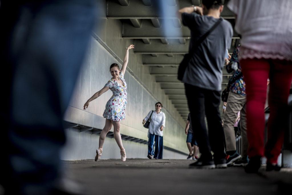 Sarah Millner: Nad vecou sa cíti na moste