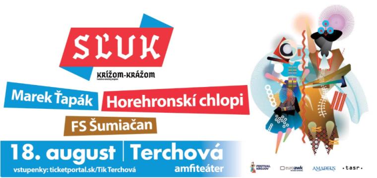 SĽUK, Horehronskí chlopi s Marekom Ťapákom a folklórny súbor Šumiačan