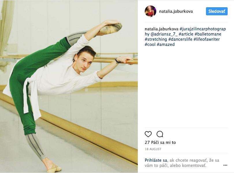 Muži z Baletu SND vyvracajú najčastejšie predsudky o tanečníkoch