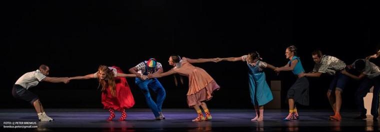 baletný titul Mauricea Ravela a Reony Sato DAFNIS A CHLOÉ