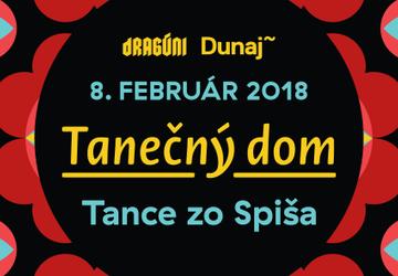 Tanecny dom - Tance zo Spisa