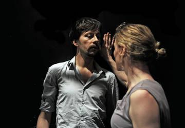 Reiter Milan Tomášik Solo for two voices nu dance fest
