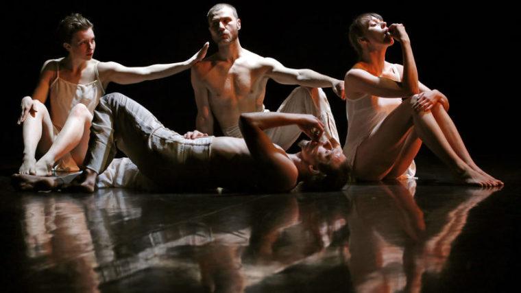 Divadlo Štúdio tanca - 3x20