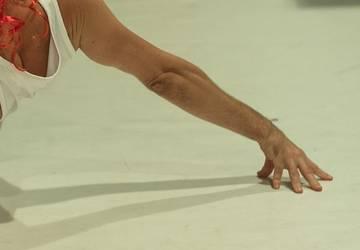 Yuri Korec - Nesólo tanečná performancia