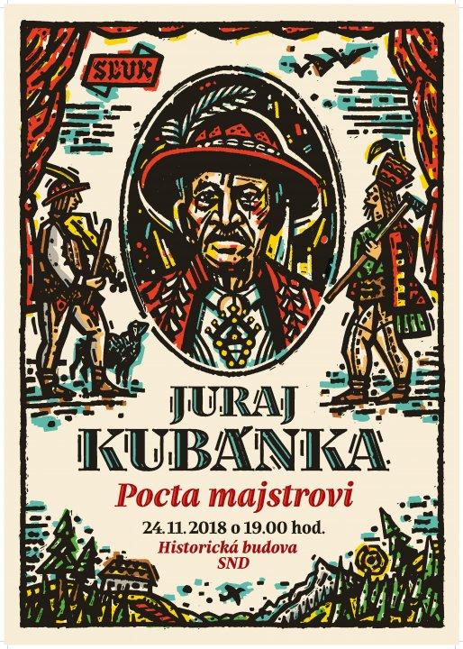 Juraj Kubánka - Pocta majstrovi