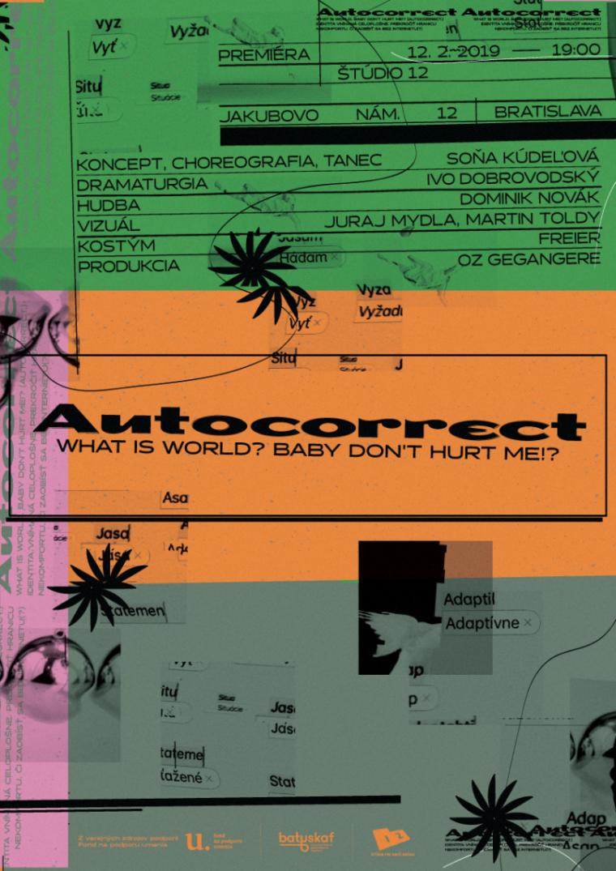 Batyskaf Autocorrect