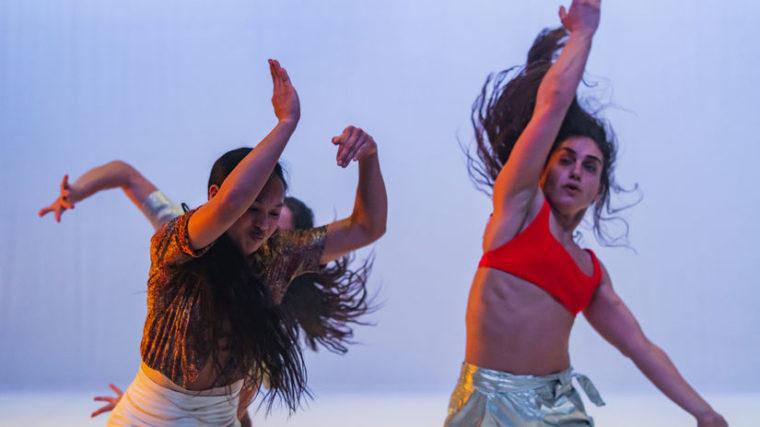 Bratislava v pohybe, súčasný tanec
