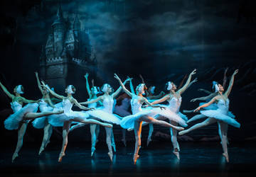 Ludmila Titovova Moscow state ballet