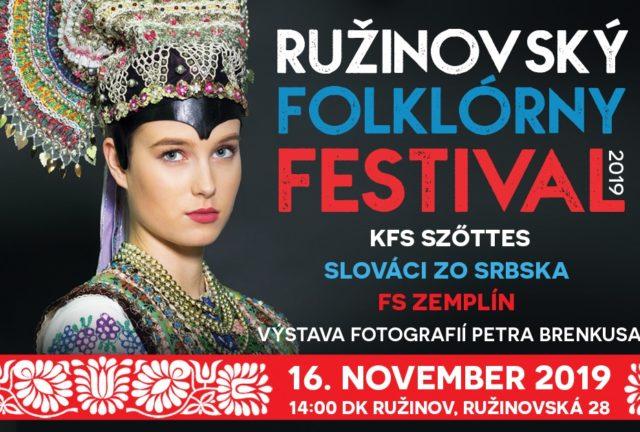 Ruzinovsky folklorny festival