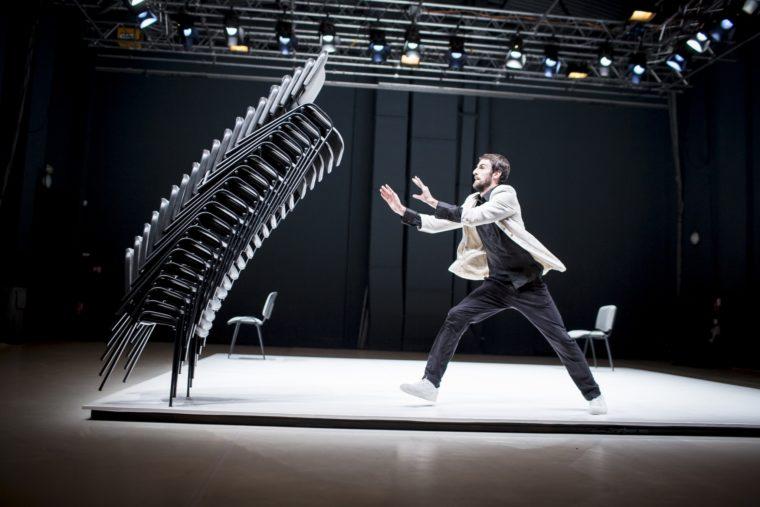 Viktor Černický PLI - Bratislava v pohybe, súčasný tanec